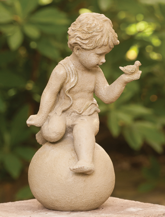 1885: Boy With Bird (Product Detail)