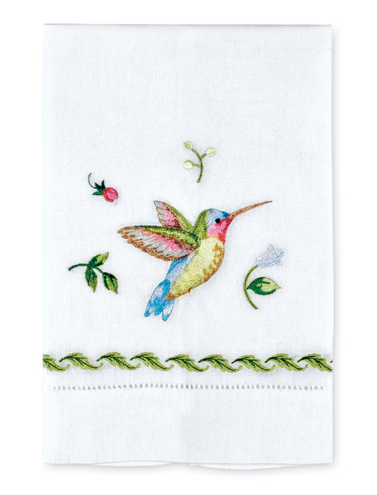2881: Hummingbird Towels (Set of Two) (Product Detail)