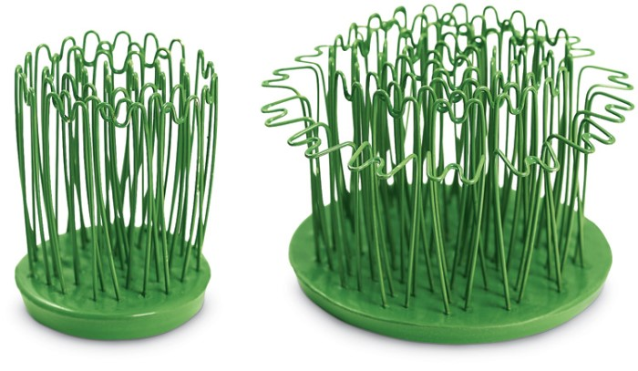 3946: Hairpin Flower Arrangers (Set of Two) (Product Detail)