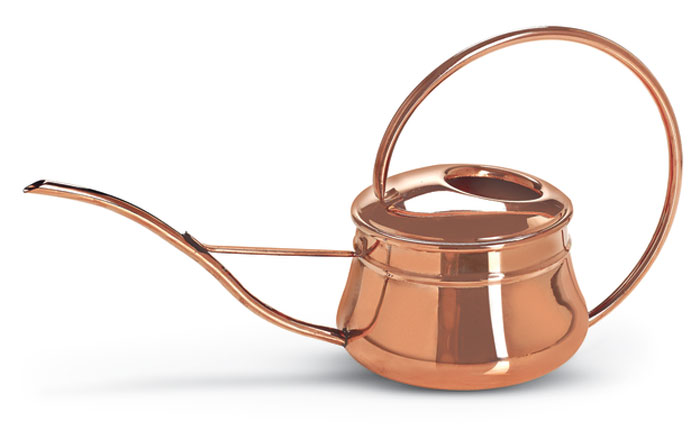 3968: Copper Watering Can (Product Detail)