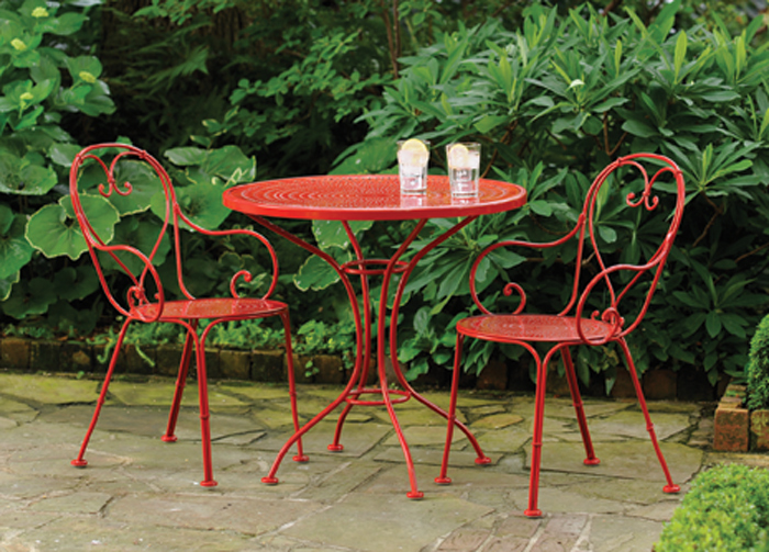 4053: French Bistro Set  (Product Detail)