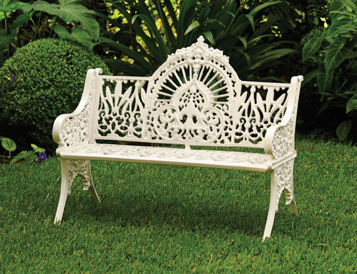 4099: Victorian Bench (Product Detail)