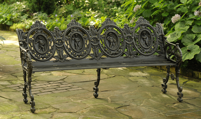 4100: Four Seasons Bench (Product Detail)