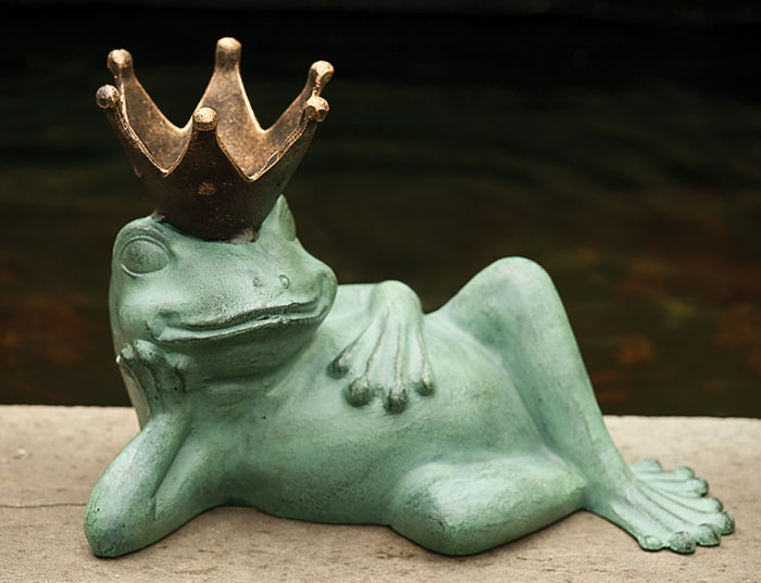 4803: Prince Frog (Product Detail)