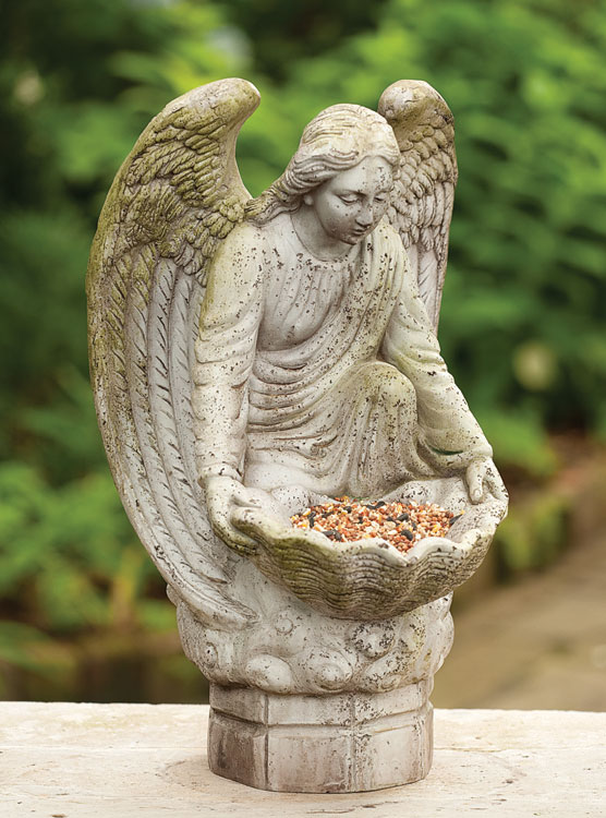 7021: Angel With Shell (Product Detail)
