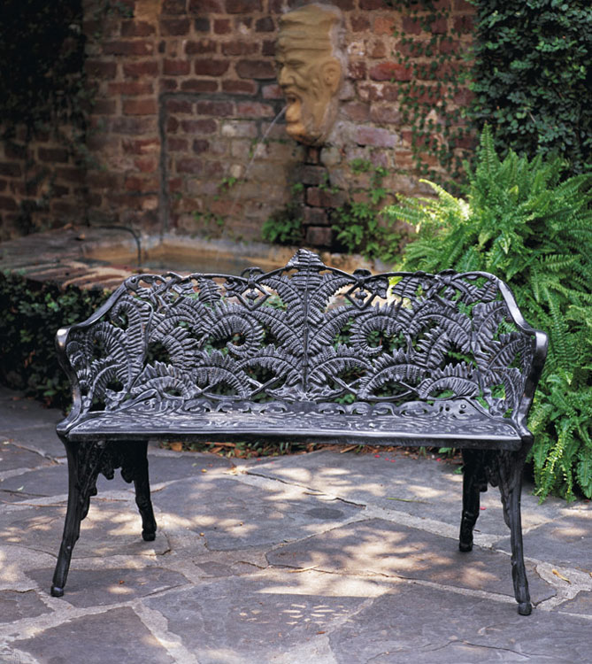 1779: Fern Bench (Product Detail)