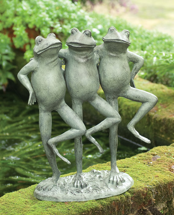 8095: Frog Trio (Product Detail)