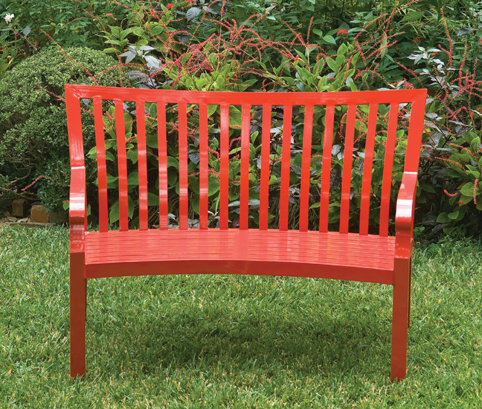 7078: Cortland Bench (Product Detail)