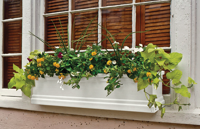 346011: Fiberglass Window Box/Planter - 5