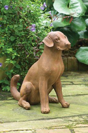 1398: Sitting Pup (Product Detail)