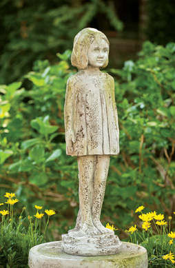 1430: Standing Young Girl (Product Detail)