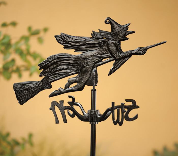 1991: Witch Garden Weathervane (Product Detail)