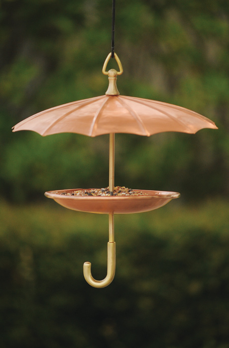 1973: Umbrella Birdfeeder (Product Detail)