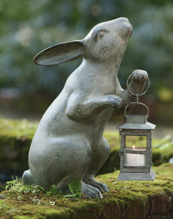 3722: Rabbit with Lantern (Product Detail)