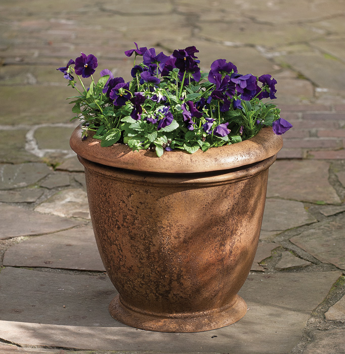5303: Tully Planter/Rust (Product Detail)