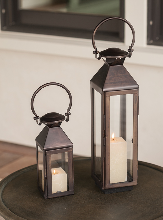 "4520: Classic Lantern (Medium 11.5""H) (Product Detail)"