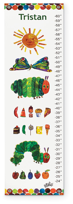 5090: Growth Chart - Caterpillar (Product Detail)