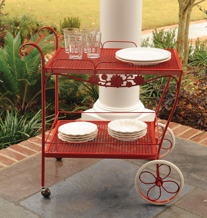 5880: Chelsea Serving Cart (Product Detail)