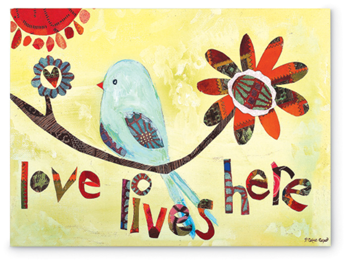 5131: Love Lives Here (Product Detail)