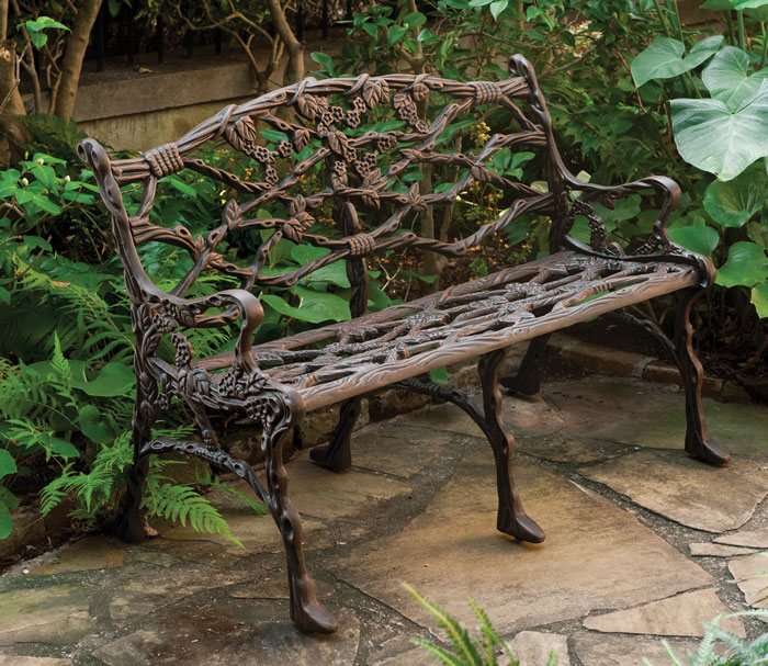 5467: Dogwood Bench (Product Detail)