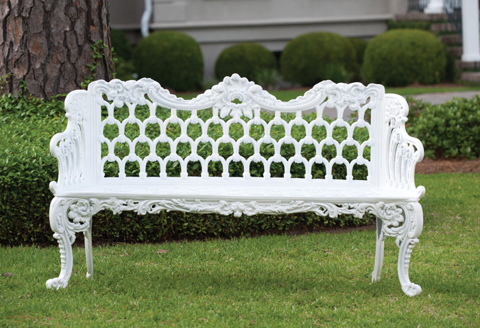 """5765: Shropshire Bench  56""""L (Product Detail)"""
