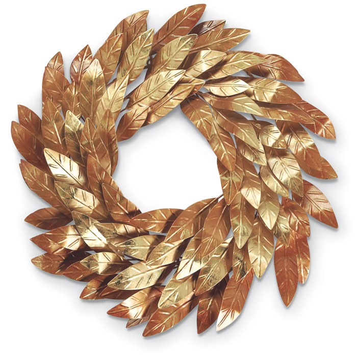 5975: Gold Wreath (Product Detail)