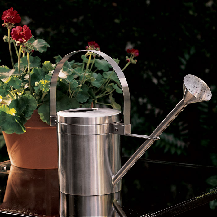 6130: Stainless Steel Watering Can (Product Detail)