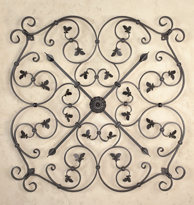 6285: Rosette Wall Grille (Product Detail)