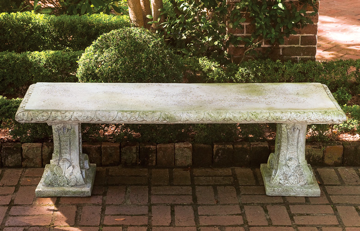 6241: Antica Bench (Product Detail)