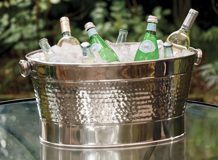 6474: Stainless Steel Beverage Tub (Product Detail)