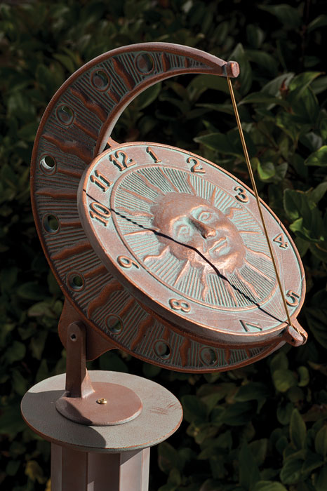 6520: Sun and Moon Sundial (Product Detail)
