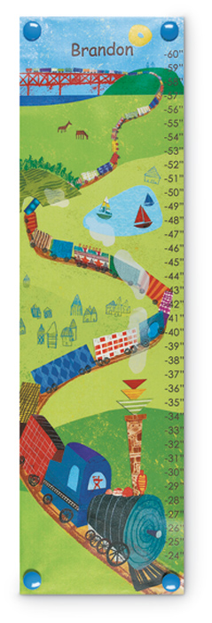 6565: Growth Chart - Train (Product Detail)