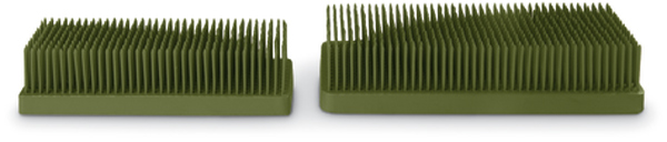 6488: Oblong Pin Holders (Set of Two) (Product Detail)