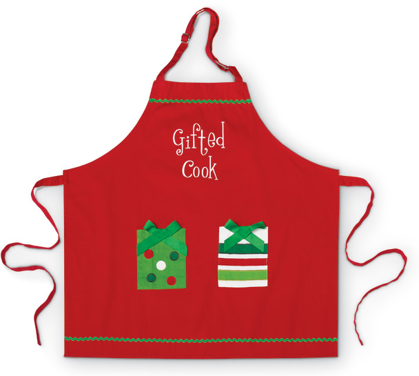 6634: Gifted Cook Apron  (Product Detail)