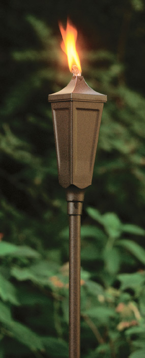 1752: Aluminum Torch/Brown (Product Detail)