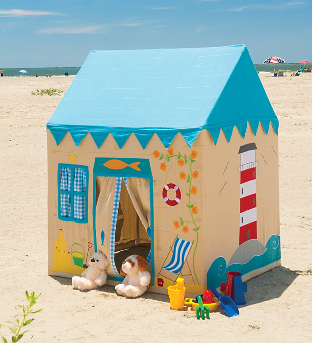 6776: Beach Playhouse (Product Detail)