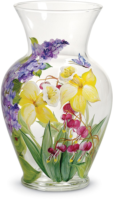 7105: Vase with Daffodils (Product Detail)