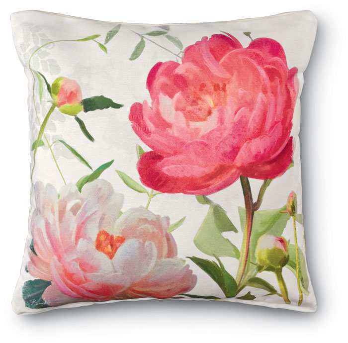 7183: Peony Pillow II (Product Detail)