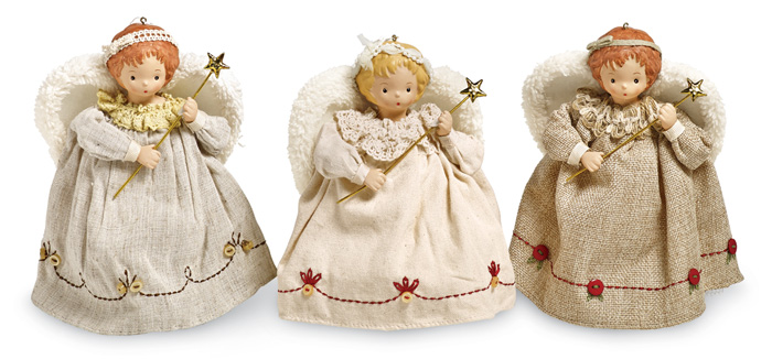 7257: Trio of Angels (Set of Three) (Product Detail)