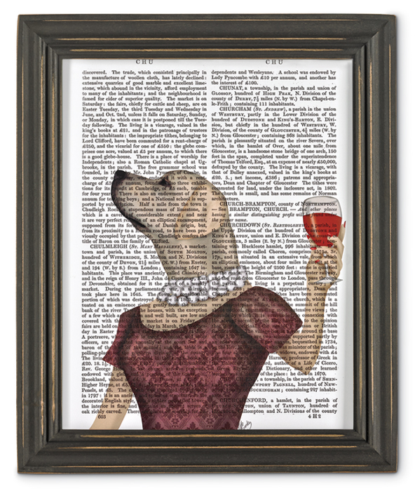 7348: Wine Connoisseur Wall Art/Lab (Product Detail)