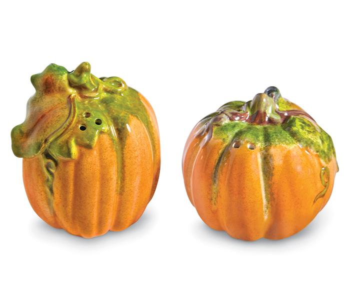 7351: Pumpkin Shakers (Set of Two) (Product Detail)