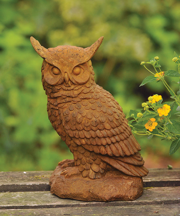 7449: Woodland Owl (Product Detail)