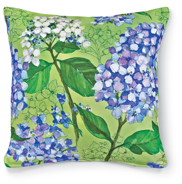 7573: Hydrangea Pillow II (Product Detail)