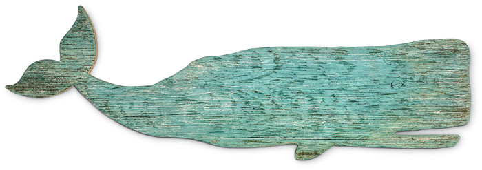 7862: Whale Wall Art (Product Detail)