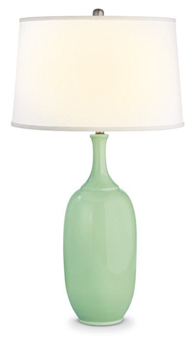 7915: Crisp Green Lamp (Product Detail)