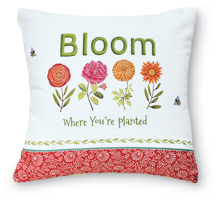7935: Bloom Pillow (Product Detail)