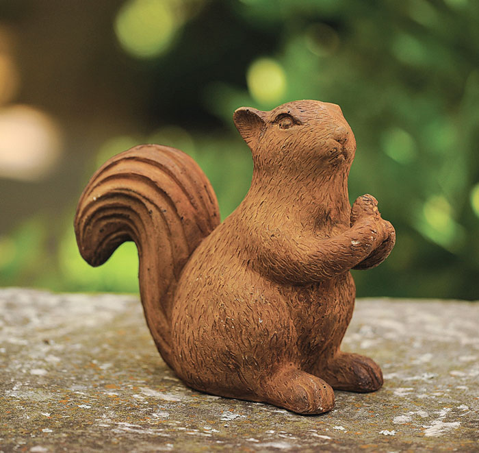 6969: Squirrel with Nut (Product Detail)