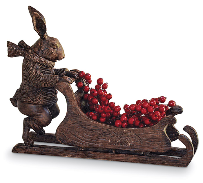 8343: Rabbit with Sled (Product Detail)