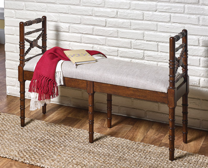 8363: Double Bench (Product Detail)