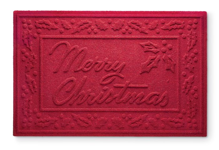 8361: Outdoor Mat - Merry Christmas  (Product Detail)